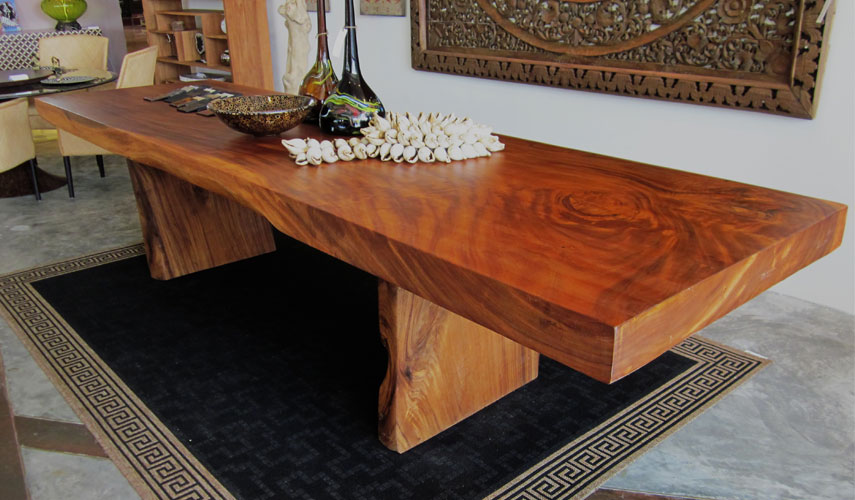 Acacia Large Slab Table